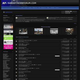Rangefinderforum.com Portal - Rangefinderforum