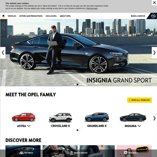 Opel Singapore - Opel new cars, vans & commercial vehicles, Opel offers, Opel news