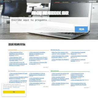 ArchiveBay.com - pcseguro.es - Cómo solucionar el ordenador - pcseguro.es