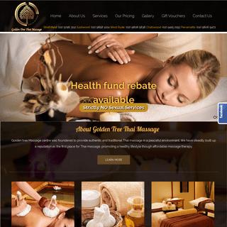 ArchiveBay.com - goldentreethaimassage.com.au - Golden Tree Thai Massage Strathfield - Chatswood - Parramatta - West Ryde- Eastwood