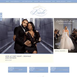 The Coordinated Bride - Wedding Blog