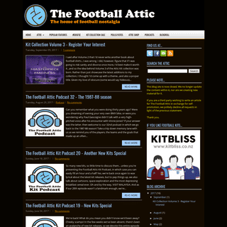 ArchiveBay.com - thefootballattic.blogspot.com - The Football Attic