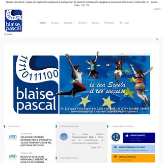 I.T.E. Blaise Pascal - Istituto Tecnico Economico -Blaise Pascal- – Foggia