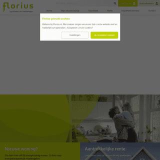 Hypotheken die meebewegen - Florius Hypotheken