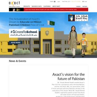 Axact - World's Leading IT Company