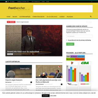 Home - Frontbencher.nl