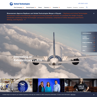 Home - United Technologies