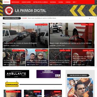 Noticias de Chihuahua – La Parada Digital – Noticias de Chihuahua – La Parada Digital