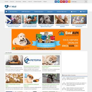 VetBilgi - Veteriner Hekim Bilgi Paylaşım Platformu