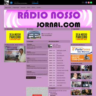 RÁDIO NOSSO JORNAL