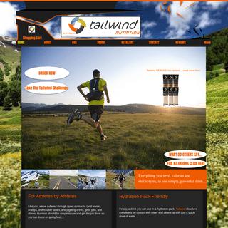 Tailwind Nutrition,Tailwind Australia,endurance fuel for athletes