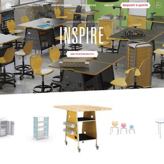 School Furniture - Classroom, Maker - Paragon Furniture