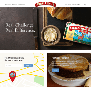 Butter at its best - Challenge Dairy