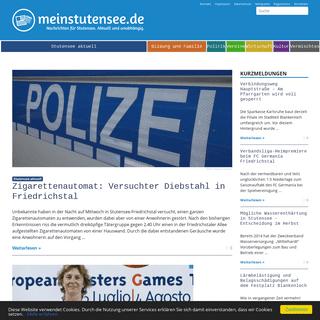 meinstutensee.de - Nachrichten für Stutensee. Aktuell und unabhängig.