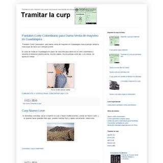 ArchiveBay.com - tramitarlacurp.blogspot.com - Tramitar la curp- imprimir curp sacar curp buscar curp tramite de curp gratis paso a paso