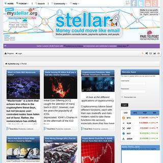 myStellar.org