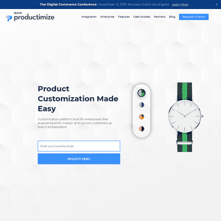 ArchiveBay.com - productimize.com - Productimize- Enterprise Product Customization and Configurator Platform