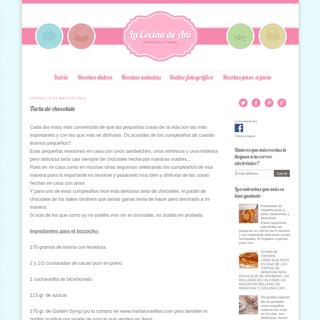 ArchiveBay.com - lacocinadeani.blogspot.com - La Cocina de Ani