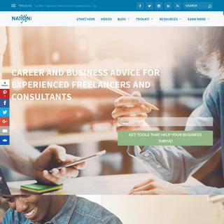 Nation1099 - Advanced Freelance Career and Business Advice