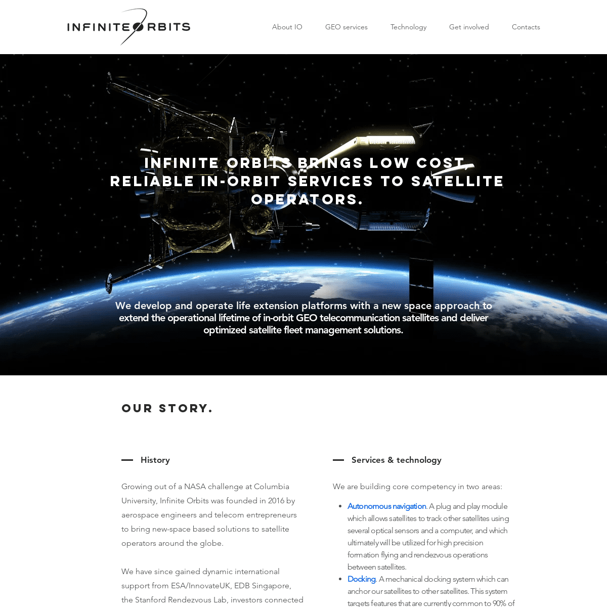 ArchiveBay.com - infiniteorbits.io - Infinite Orbits