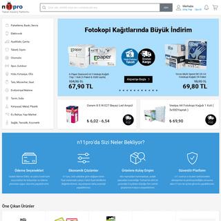 Toptan Alışveriş Platformu - n11pro.com