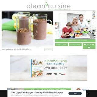 ArchiveBay.com - cleancuisine.com - Clean Cuisine - Clean Cuisine