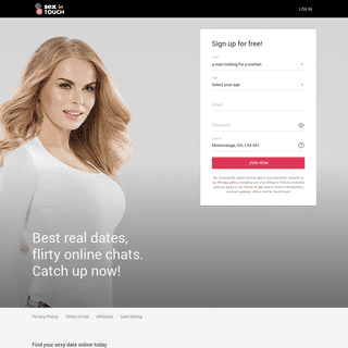 SexInTouch.com – a flirty dating site to fit your needs