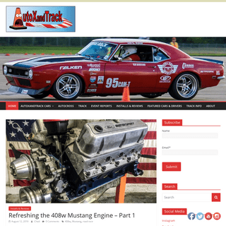 ArchiveBay.com - autoxandtrack.com - AutoXandTrack — Dedicated to autocross and track coverage