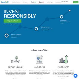 ArchiveBay.com - capitalvia.com - CapitalVia® Investment Advisor - SEBI Registered Stock Market Advisors