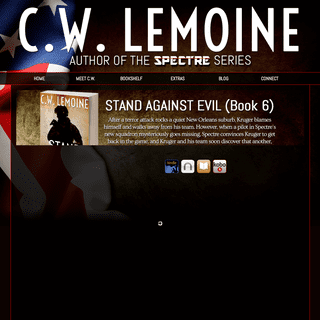 C.W. Lemoine - Author