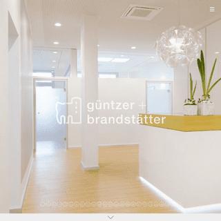 Zahnärzte Güntzer + Brandstätter -