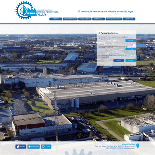 ArchiveBay.com - pip.org.ar - Parque Industrial Pilar - Consorcio de Propietarios - Fátima