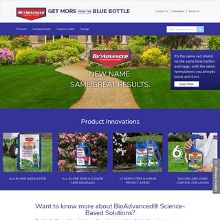 Science-Based Lawn & Garden Care - Bioadvanced