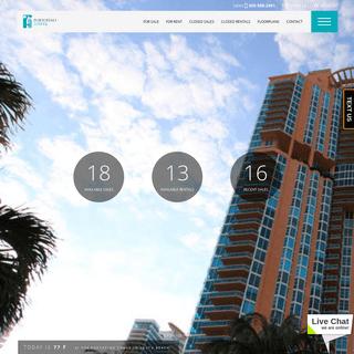 Portofino Tower South Beach - Condos For Sale