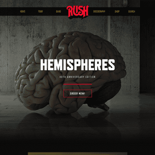 Rush.com - Official News and Information about the Legendary Rock Band Rush
