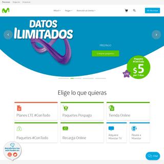 Movistar El Salvador - Telefonía, Celulares e Internet WiFi - Movistar