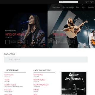 Essential Worship - Top New Worship Music