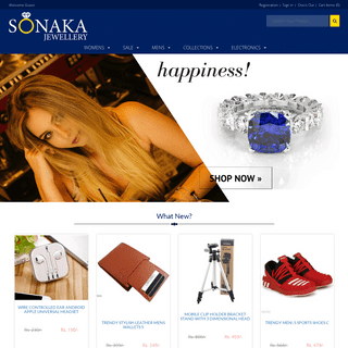 sonaka.Artificial Jewelry for Women and man -Sonaka Jewellery