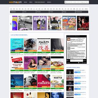 WARMAZON® - Black Market Amazon Kindle, Audible & TiDAL