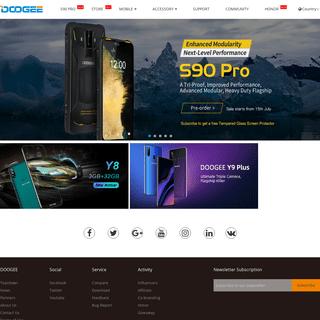 DOOGEE Mobile for Smartphones & Accessories - DOOGEE