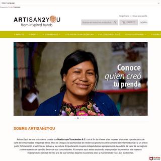 artisan2you- Tienda de productos artesanales -- crafts shop – Artisan2You