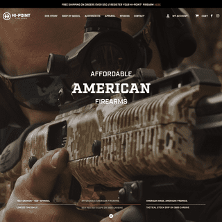 Hi-Point® Firearms Accessories - American Made. American Promise.