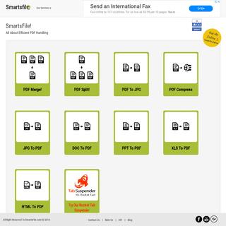 ArchiveBay.com - smartsfile.com - Smartsfile - All About Efficient PDF Handling