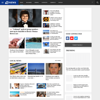 ArchiveBay.com - abc7amarillo.com - Amarillo News, Weather, Sports, Breaking News - KVII