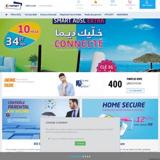 ArchiveBay.com - topnet.tn - TOPNET- Fournisseur de Services Internet et ADSL en Tunisie