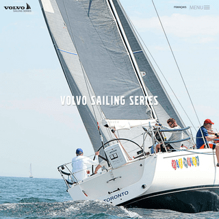 Volvo Sailing Series - 2018 Volvo Sailing Series