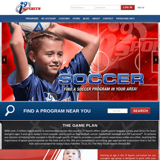 i9 Sports - Youth Sports Leagues