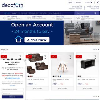 Decofurn Furniture --