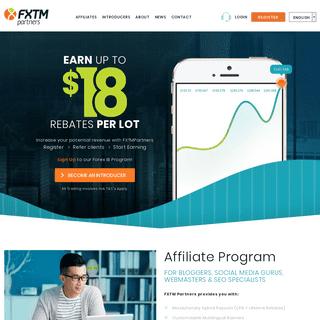 FXTM Partners