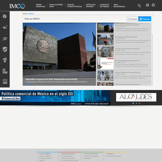 Home - Instituto Mexicano para la Competitividad A.C.